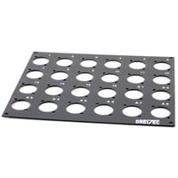 pro snake : Front Panel 4HE 16/8