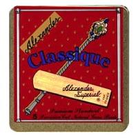 Alexander Reeds : Classique Bass Saxophone 4,5