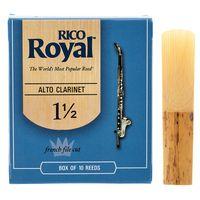 DAddario Woodwinds : Royal Boehm Alto Clarinet 1,5