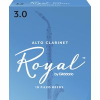 DAddario Woodwinds : Royal Boehm Alto Clarinet 3