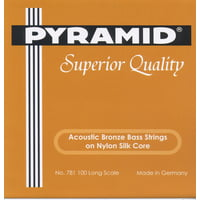 Pyramid : Acoustic Bass Set8020