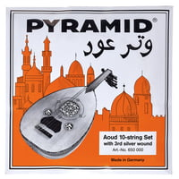 Pyramid : AOUD Strings 10Strings