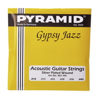 Pyramid : Gypsy Jazz Django 010-045