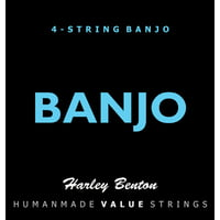 Harley Benton : Valuestrings 4-String Banjo