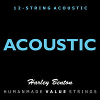 Harley Benton : Strings 12-String Acoustic