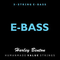 Harley Benton : Value Strings Bass 5-String