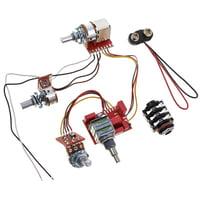 Glockenklang : 3-Band Electr. -stacked 4 Poti