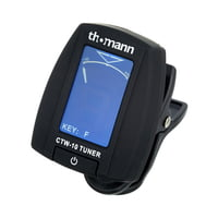 Thomann : CTW-10 Clip-on Tuner
