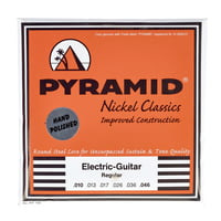 Pyramid : Studio Masters Nickel ClassicR