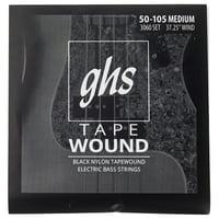 GHS : 3060 M Black Nylon