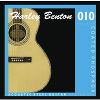 Harley Benton : Coated Phosphor 010 Anti Rust