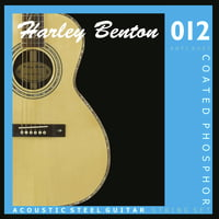 Harley Benton : Coated Phosphor 012 Anti Rust