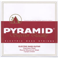 Pyramid : 110 Single String bass guitar