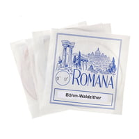 Romana : Böhmwaldzither Strings