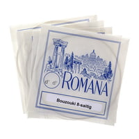 Romana : Bouzouki Strings