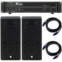the box : PA 252/E800 Set