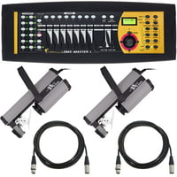 Stairville : maTrixx SC-100 DMX LED Bundle2
