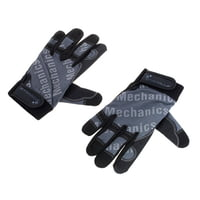 Stairville : Mechanic Gloves Grey/Black L