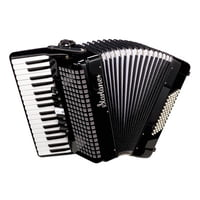 Startone : Piano Accordion 72 Black