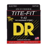 DR Strings : LT-9 Tite Fit