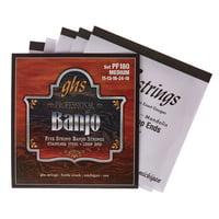 GHS : PF180 5-String Banjo Set