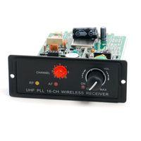 the box : MBA75W Receiver Module