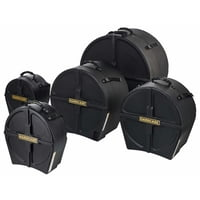 Hardcase : Drum Case Set HRock1