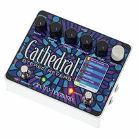 Electro Harmonix : Cathedral Stereo Reverb