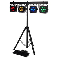 Stairville : Stage TRI LED Bundle Complete