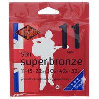 Rotosound : SB11 Super Bronce