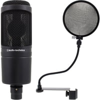 Audio-Technica : AT2020 Popkiller Set