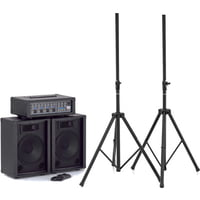 the t.amp : PA 4080 Package Stand Set