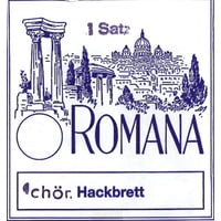 Romana : Hammered Psaltery Strings 96/3
