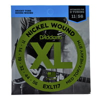 Daddario : EXL117