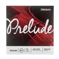 Daddario : J810-3/4M Prelude Violin 3/4