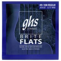 GHS : 3070 R Brite Flats Short Scale