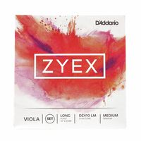 Daddario : DZ410-LM Zyex Viola