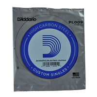 Daddario : PL009 Single String