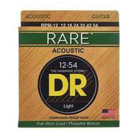 DR Strings : Rare Acoustic Medium RPM-12