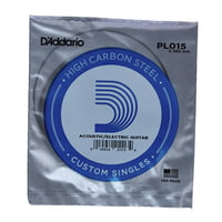 Daddario : PL015 Single String