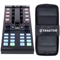 Native Instruments : Traktor Kontrol X1 MKII Bag