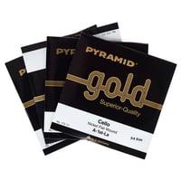 Pyramid : Gold Cello String 3/4
