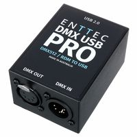 Enttec : DMX USB Pro Interface