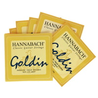 Hannabach : Goldin 725MHT