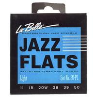 La Bella : 20PL Jazz Flats FWSS