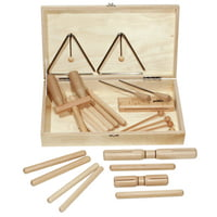 Goldon : Percussion Set 1 in Wood Box