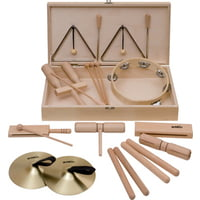 Goldon : Percussion Set 5 in Wood Box
