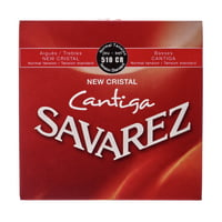 Savarez : 510CR New Cristal Cantiga Set