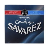 Savarez : 510CRJ New Cristal Cantiga Set