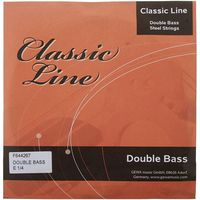 Classic Line : Double Bass Strings 1/4